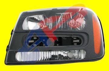 Picture of HEAD LAMP 02-09 LH TRAILBLAZER/06-08 TRAILBLAZER SS