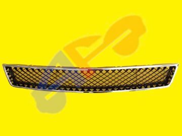 Picture of GRILLE 07-14 LWR W/O OFF RD PTD/CHR