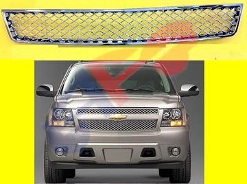 Picture of GRILLE 08-14 LWR W/OFF RD ALL-CHR