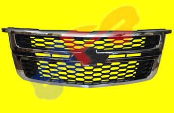 Picture of GRILLE 15-20 CHR BASE MODLE W/HONEY-CONE TAHOE/SUBURBAN OEM
