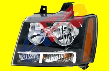 Picture of HEAD LAMP 07-14 LH SUBURBAN/TAHOE/07-13 AVALANCHE