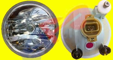 Picture of FOG LAMP 07-14 R=L ROUND W/O OFF ROAD TAHOE/07-08 MUSTANG SHELBY GT500