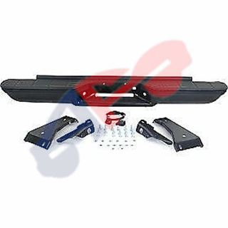 Picture of STEP BUM 88-98 RR BLK ASSY STEPSIDE W/STRIP CHVY/GMC TRUCK