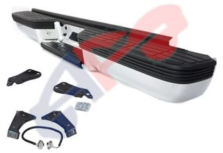 Picture of STEP BUM 88-98 RR CHR ASSY STEPSIDE CHVY/GMV TRUCK