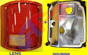 Picture of TAIL LAMP 73-87 RH W/O CH C10/73-91SUB