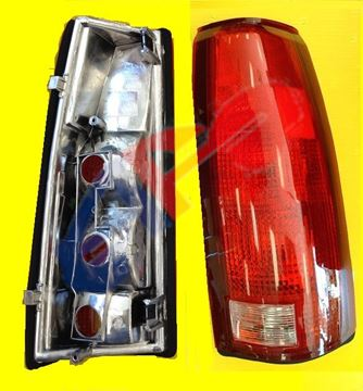 Picture of TAIL LAMP 88-99 RH W/O CONNECTOR C10