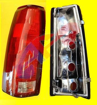 Picture of TAIL LAMP 88-99 LH W/O CONNECTOR C10