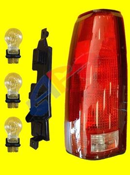 Picture of TAIL LAMP 88-98 LH W/CONNECTOR C10