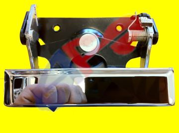 Picture of TAILGATE HANDLE 88-98 CHROME C10