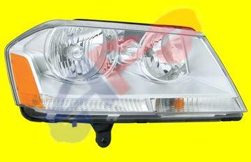 Picture of HEAD LAMP 08-14 RH CHR AVENGER