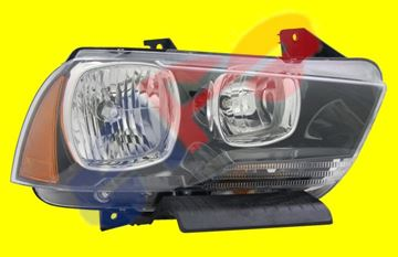 Picture of HEAD LAMP 11-14 RH HALOGEN CHARGER
