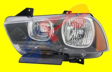 Picture of HEAD LAMP 11-14 LH HALOGEN CHARGER