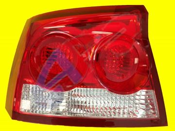 Picture of TAIL LAMP 09-10 LH CHARGER