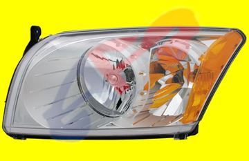 Picture of HEAD LAMP 07-12 LH CALIBER