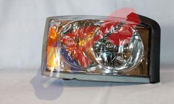 Picture of HEAD LAMP 05-06 RH DAKOTA