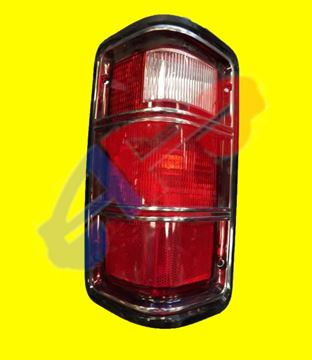 Picture of TAIL LAMP 86-87 RH BLK (DAKOTA)