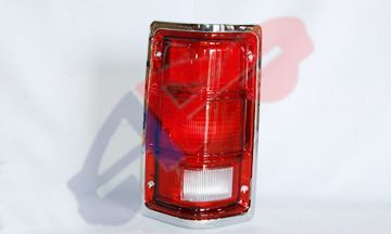 Picture of TAIL LAMP 88-96 LH CHR 4720 (DAKOTA)