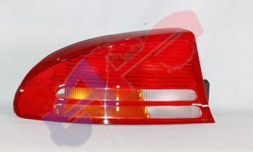 Picture of TAIL LAMP 98-04 LH INTREPID
