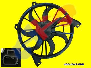 Picture of COOLING FAN 09-20 2.4L 4CYL (6CYL 09-10 3.5L/11-17 3.6L) JOURNEY