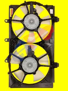 Picture of RAD FAN 01-03 DUAL AT (01 4SP) NEON