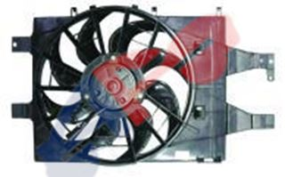 Picture of FAN ASSY,RAD.87-94 (SHADOW)