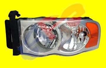 Picture of HEAD LAMP 02-05 LH DG TRUCK