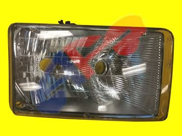 Picture of HEAD LAMP 99-01 LH W/SPORT LENS ONLY DGTRUCK