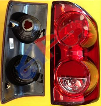 Picture of TAIL LAMP 07-08 RH DODGE TRUCK (07-09 R1500 MEG CAB/R2500/R3500)
