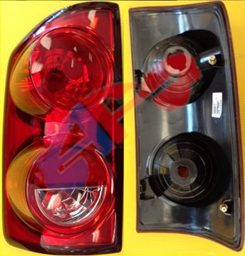 Picture of TAIL LAMP 07-08 LH DODGE TRUCK (07-09 R1500 MEG CAB/R2500/R3500)