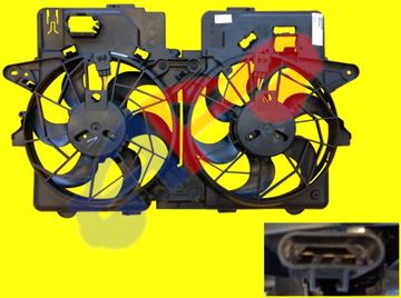 Picture of FAN ASSY 05-07 3.0 ESCAPE/TRIBUTE