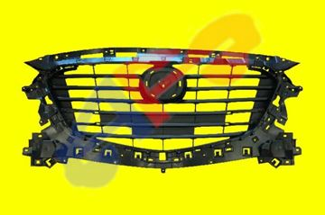 Picture of GRILLE 17-18 TEXT 1PC MZ3