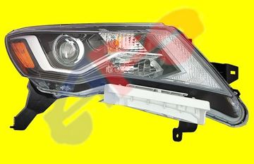 Picture of HEAD LAMP 17-19 RH LED PATHFINDER