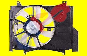 Picture of FAN ASSY 14-17 MIRAGE