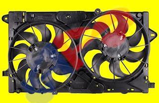 Picture of RAD FAN ASSY 2.4L/3.6L 10-15 LACROSSE/11-15 2.4L REGAL/12-15 REGAL HYBRID & LACROSSE HYBRID/14-17 3.6L IMPALA/14-17 IMPALA ECO/13-14 MALIBU ECO