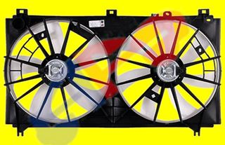 Picture of COOLING FAN 06-13 2.5L SDN LX IS250/350 (10-15 CONV IS250C/350C)