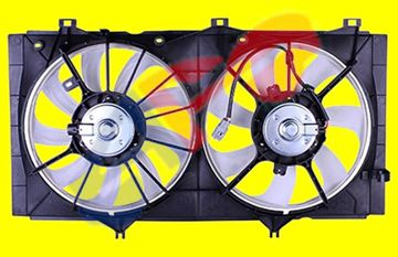 Picture of COOLING FAN 09-15 W/TOWING DUAL 2.7L VENZA/10-11 4CYL MT CAMRY