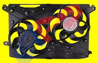 Picture of FAN ASSY 13-16 1.5L FUSION/2.0L/3.7L MKZ