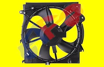 Picture of FAN ASSY 15-17(HYBRID) 1.6L, 2.0L SONATA
