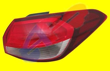 Picture of TAIL LAMP 17-18 RH OUTER BULB SDN FORTE