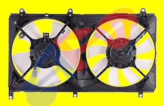 Picture of RAD FAN 04-12 2.4L DUAL GALANT
