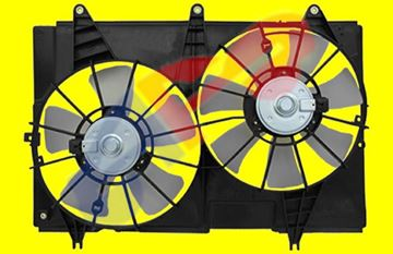 Picture of COOLING FAN 03-07 2.8/3.6L/07 5.7/6.0L CD CTS