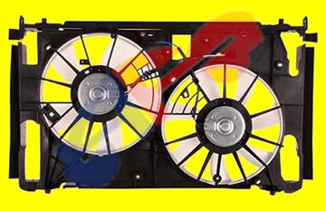 Picture of COOLING FAN 09-12 W/O TOWING DUAL 3.5L JPN-BUILT RAV4