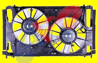 Picture of COOLING FAN 06-12 DUAL 2.4L RAV4