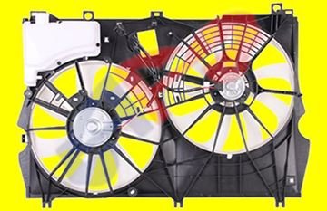 Picture of FAN ASSY 16-20 W/O TRANS OIL COOLER RX350/18-20 RX350-L