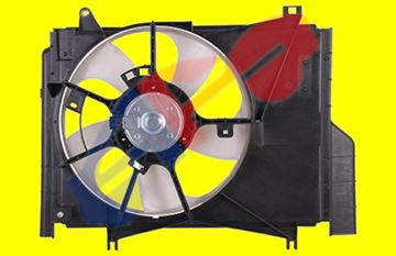 Picture of RAD FAN ASSY 17-20 MIRAGE