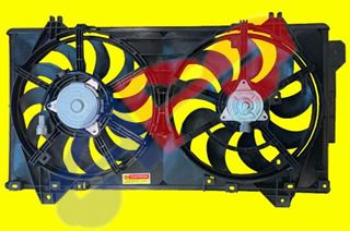 Picture of FAN ASSY 16-18 MEXICO-BUILT MZ3