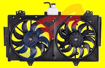 Picture of COOLING FAN 11-13 DUAL 2.5L MZ 6