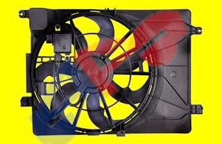 Picture of COOLING FAN 16-21 2.0L TUCSON