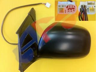 Picture of MIRROR 04-06 LH COVER:PTD/BASE:GLOSSY PWR HT W/O DIMMER MAN-FOLD RX330/06-08 RX400H/07-09 RX350