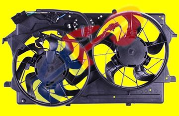 Picture of COOLING FAN 00-02 DUAL FOCUS